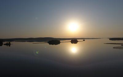 Varaa Oulujärven rannalla sijaitseva rantasauna makoisiin löylyihin!