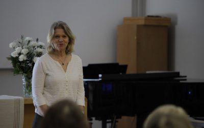Kainuun Opiston rehtori Helena Ahonen on valittu Herättäjä-yhdistyksen hallitukseen vuosille 2018-2020