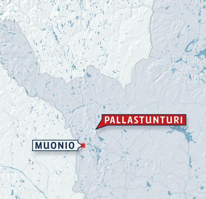 Vaellusretki Pallastunturin maisemiin Vuontispirtille la 5.- to 10.9.2020