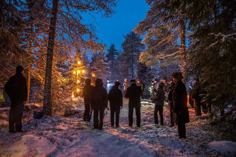 Miesten adventtitapaaminen la 11.12.